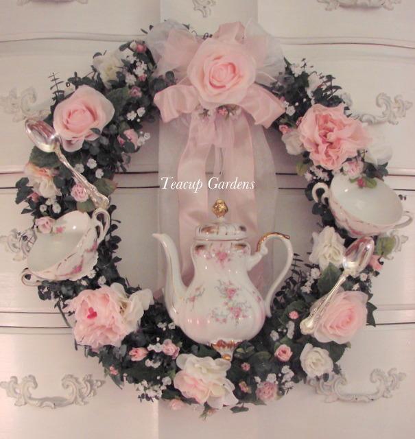 Pink Rose Limoges Blushing Beauty